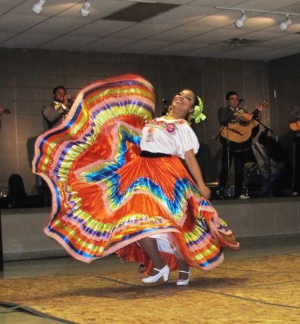Ballet Mexico Azteca